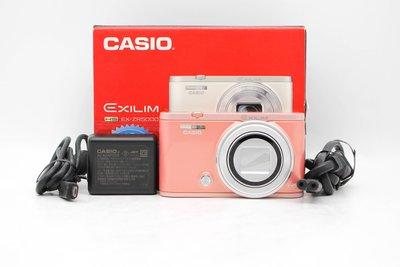 【高雄青蘋果3c】CASIO EXILIM EX-ZR5000 ZR5000 粉 數位相機 二手相機 #48059