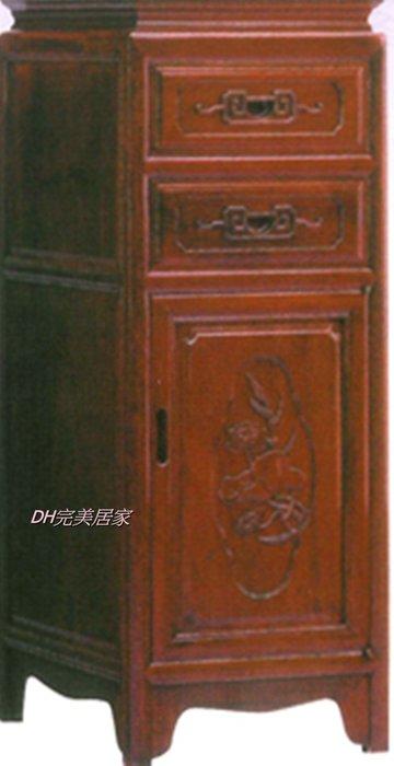 【DH】商品貨號W30-11商品名稱《美喬式》二斗香櫃(圖一) 備有一斗香櫃/另計。木匠師傅精心製作。主要地區免運費