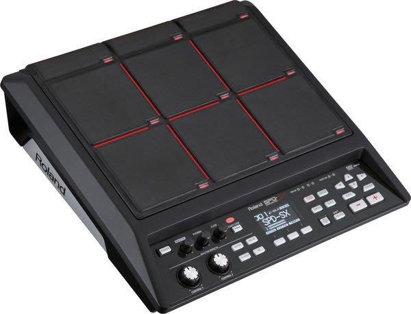 造韻樂器音響- JU-MUSIC - ROLAND SPD-SX 電子鼓 打擊板 另有 SPD-30 SPD30