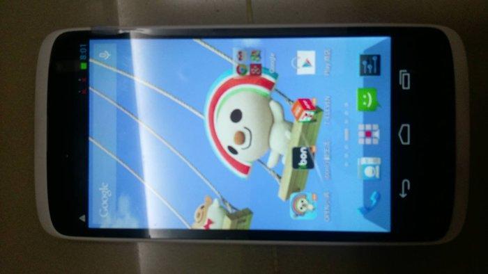 全新手機open chan in265 3G line 附盒裝6