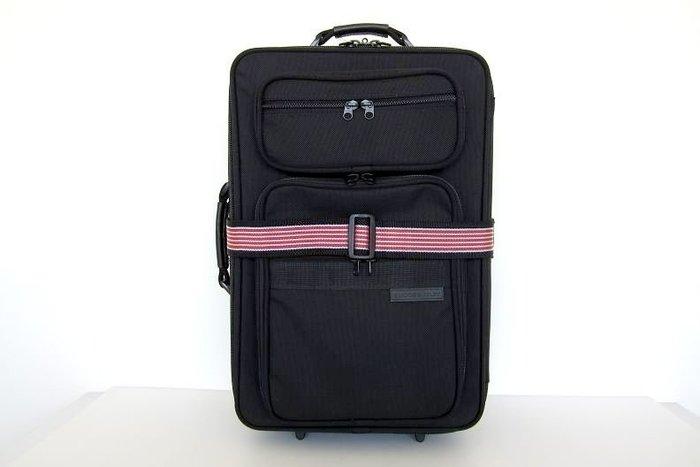 【YOGSBEAR】台灣製造 B 出國必備 行李箱 旅行箱 登機箱 束帶 綁帶 打包帶 行李帶(束帶)紅色