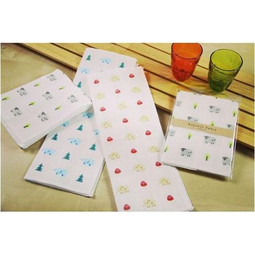 日本製 100%純棉廚房抹布 擦拭布