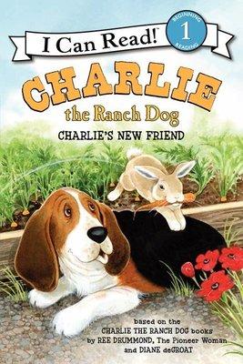 *小貝比的家*I CAN READ CHARLIE'S NEW FRIEND CHARLIE THE RANCH DOG