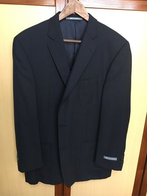 Hickey Freeman sport coat 西裝外套 42R made in USA 100%羊毛 全新品