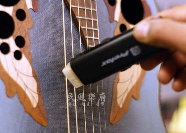 《民風樂府》PreFox AC301 除鏽防鏽 二合一 筆型弦油 吉他 古箏 提琴 胡琴 都很好用