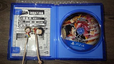 PS4 海賊王 ONE PIECE Burning Blood 中文版行貨