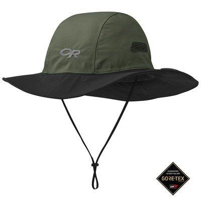 滿3000免運TheNorthFace雙和專賣店OR防水透氣大盤帽/Seattle Sombrero/280135/深綠