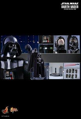 Hot Toys MMS452 Star Wars 星球大戰 Episode V Empire Strikes Back 黑武士 Darth Vader 1/6