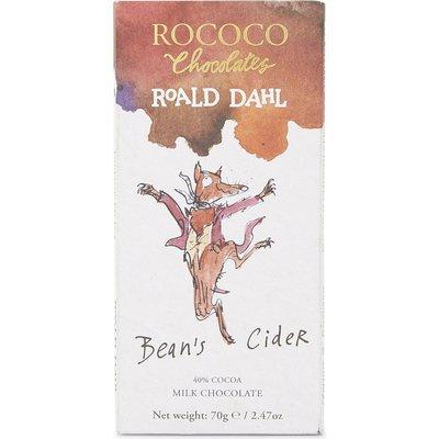 [要預購] 英國代購 英國ROCOCO 神奇狐狸牛奶巧克力片 70g