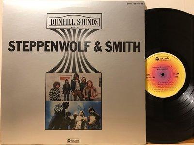 搖滾經典Born to be wild/ Steppenwolf 荒原狼精選輯 1976如新日版厚片