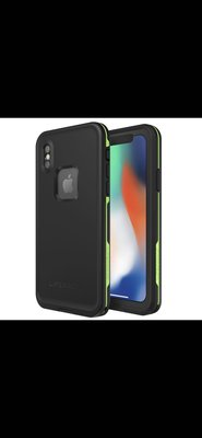 Lifeproof fre waterproof case for IPhone X 防水 防撞 電話殻 手機套 電話套
