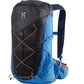 二手- HAGLOFS Gram Comp 25 輕量後背包/登山小背包/攻頂包 338090藍