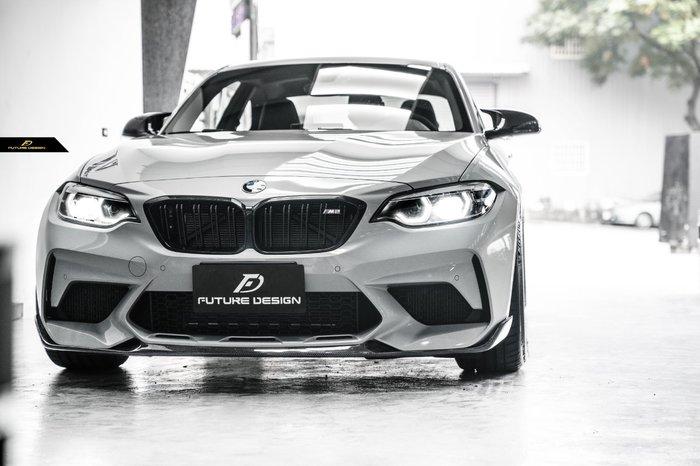 【政銓企業有限公司】BMW F87 M2C 小改款專用 M Performance 款 高品質抽真空 卡夢 前下巴 現貨