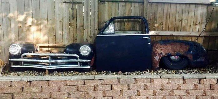 Vintage Americana。復古事 1950年代 老車車門  牆飾 裝飾 美國古董 美式復古 車門特價8000