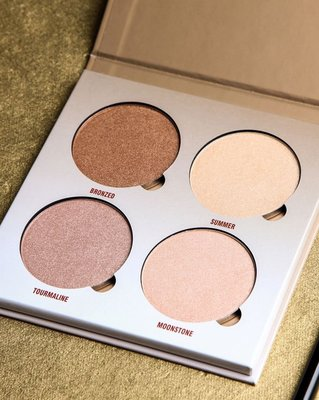 ANASTASIA BEVERLY HILLS Sun Dipped Glow Kit 現貨 四色打亮修容盤  兩樣免運