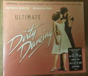 正版CD電影原聲帶《熱舞十七》完全珍藏盤/Ultimate Dirty Dancing全新未拆