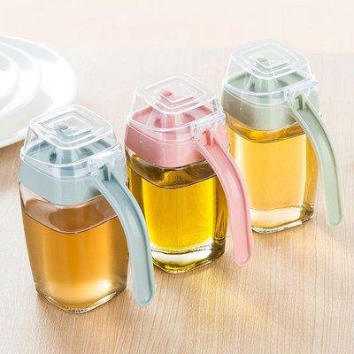 廚房 收納家用防漏油壺玻璃廚房用品醋壺油瓶醋瓶香油醬油瓶調料瓶小裝油罐