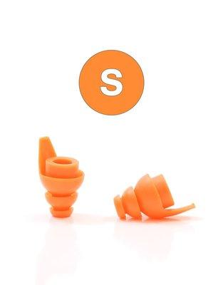 PINLOCK騎士濾音器 的 [ 替換耳塞 ] 4種尺寸可選 (不含紅色濾音器)
