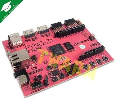 《德源科技》r)PYNQ-Z1 Python Productivity for Zynq FPGA 開發板