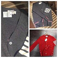 $299- clothes shirt sweater jacket Th*m 19同步 羊毛 百搭針織外套70%男女款 men 冷衫 灰紅兩色 S-3XL