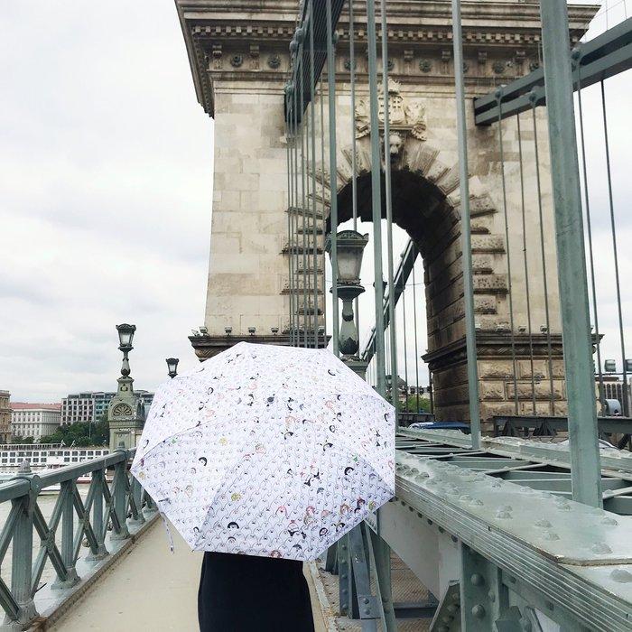 蛋群 大雨傘 遮陽傘