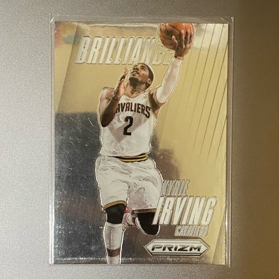 2013-14 Kyrie Irving Prizm Brilliance 2nd Year