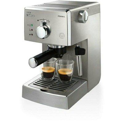 【飛利浦 PHILIPS Saeco福利品出清 POEMIA】半自動義式咖啡機- (HD8327)