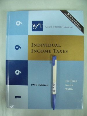 【姜軍府】《INDIVIDUAL INCOME TAXES》1999 Edition / WEST SOUTH WESTERN