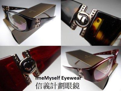 [ ImeMyself eyewear ] Aigner prescription frames eyeglasses