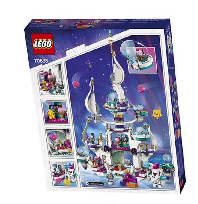 Lego 樂高積木-Lt70838~Queen Watevra's 'So-Not-Evil