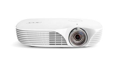 【全新含稅】ACER K138ST 短焦LED行動投影機 3D 1,280 x 800 WXGA(非ASUS BENQ