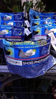 全新現貨可分期SHOEI原廠CWR-1 Photocromic Z-7 X14全視線鏡片Z7 X-14 感光變色鏡片 墨片 Z7全視線 X14全視線 聖誕節禮物