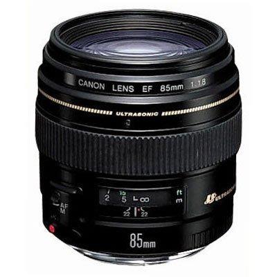 【eWhat億華】全新 Canon EF 85mm F1.8 USM 優質中長焦段 人像鏡 平輸 【1】