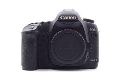 【台中青蘋果】Canon EOS 5D Mark II 5D2 單機身 二手 全片幅 單眼相機 #57565