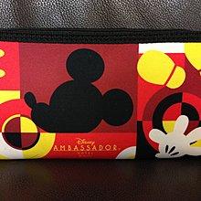 日本迪士尼飯店帶回 超可愛 超實用 化妝包 筆袋 全新 150元含運