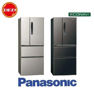 *~新家電錧~*【PANASONIC 國際】[ NR-D500HV ] 500公升 變頻四門冰箱  實體店面