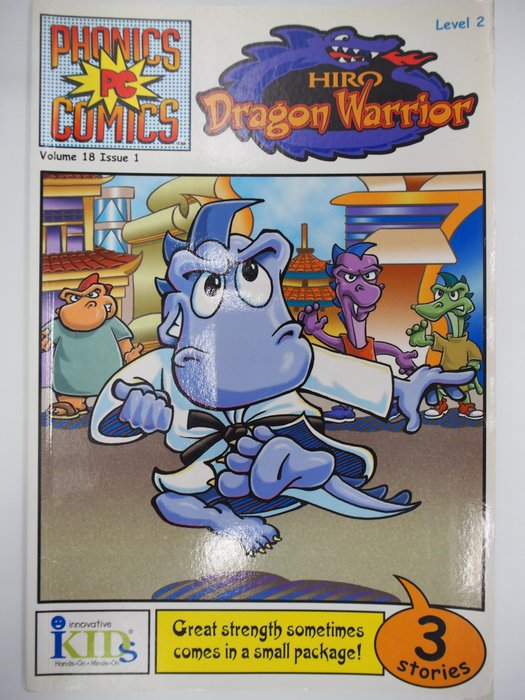 【月界二手書店】Hiro:Dragon Warrior_Bobbi Weiss 〖語言學習〗AKT
