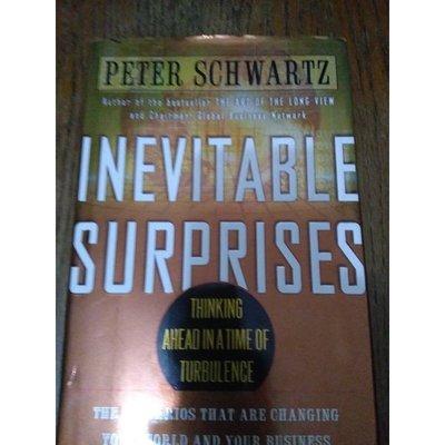 雷根《Inevitable surprises : thinking ahead》#7成新#T4644