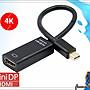 mini DP 轉 HDMI母 高清轉接線 mini DP To ...