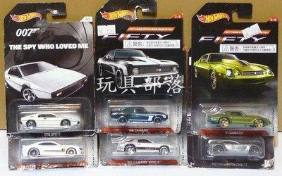 *玩具部落*TOMICA 多美 風火輪 合金小汽車 Z款 經典名車 6入 特價471元