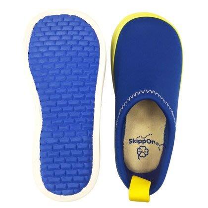 【日本人氣代購】SkippOn 幼兒 戶外機能鞋 包鞋 學步鞋 素色 藍色