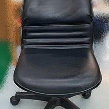 【宏品二手家具】二手家具 家電 D91803*黑皮OA辦公椅* 全新二手家具家電買賣 各式OA辦公家具大特賣