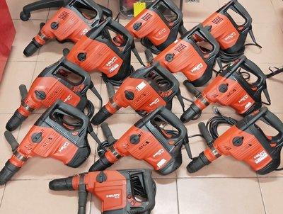 (中古.二手)  HILTI 喜得釘 TE70  電動鎚鑽 各式電動工具