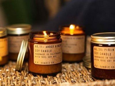 🍊P.F. Candle Co.香氛蠟燭 在台現貨 有機純手工大豆蠟天然無毒 3.5oz MINI SIZE