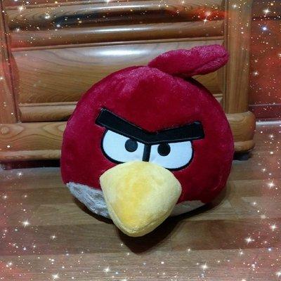 Angry birds憤怒鳥正版授權瑞德娃娃
