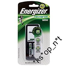 {MPower} 全球銷量第一 勁量 Energizer Charger 獨立管道 充電器 (For AA, AAA, 2A, 3A) - 原裝行貨