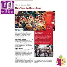 [文閲原版]Lonely Planet Best of Barcelona 2020 英文原版 經典必游:巴塞羅那 20