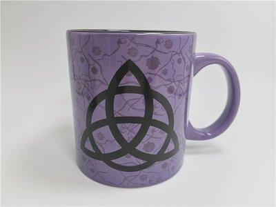(台灣)圣女魔咒水杯子美國經典電視Charmed周邊陶瓷杯聖女魔咒馬克杯