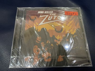 *還有唱片行*ZUTONS / WHO KILLED THE 全新 Y11592