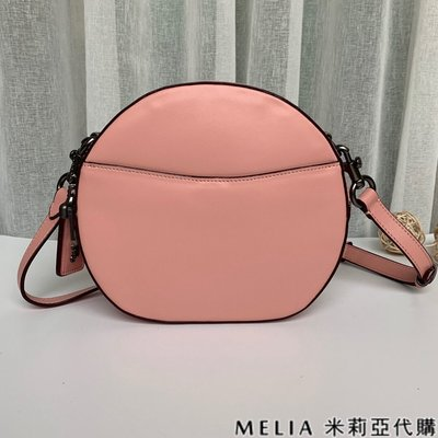 Melia 米莉亞代購 商城特價 數量有限 每日更新 COACH 35844 CANTEEN 斜背單肩包 小圓包 粉色